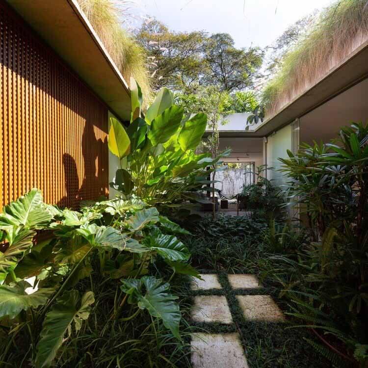 Дом Грегорио Паэса Леме / Бразилия Аркитетура, © Manuel Sá