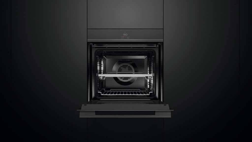 Духовка с сенсорным экраном, разработанная брендом бытовой техники Fisher & Paykel