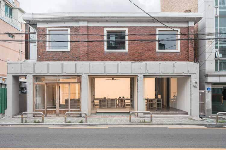 eert Mangwon Cafe / Workment, © Yousub Song