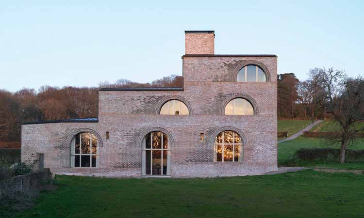 Ферма Нитхерст / Adam Richards Architects, © Brotherton Lock