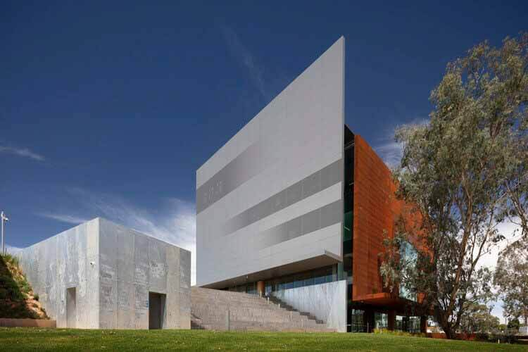 Художественный музей Шеппартона / Дентон Коркер Маршалл, © Джон Голлингс