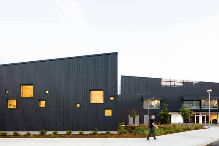 Комплекс наук и жизненных навыков старшей школы Пьемонт-Хиллз / LPA, © Jason O'Rear
