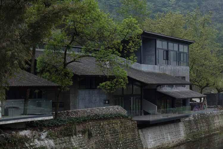 The Creekside Inn / Studio Dali Architects, © Arch-Exist