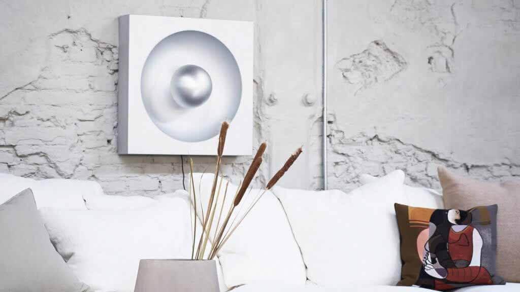 Лампа Spiegel от осветительного бренда Verner Panton для Verpan