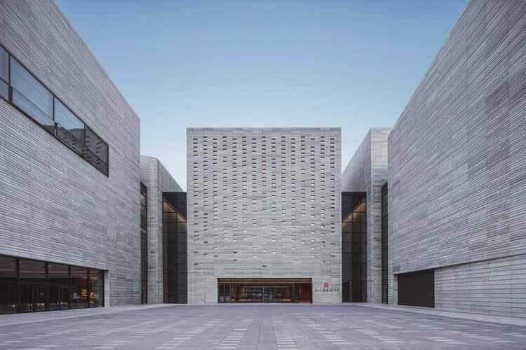 Музей Сучжоу (Запад) / gmp Architects, © CreatAR Images