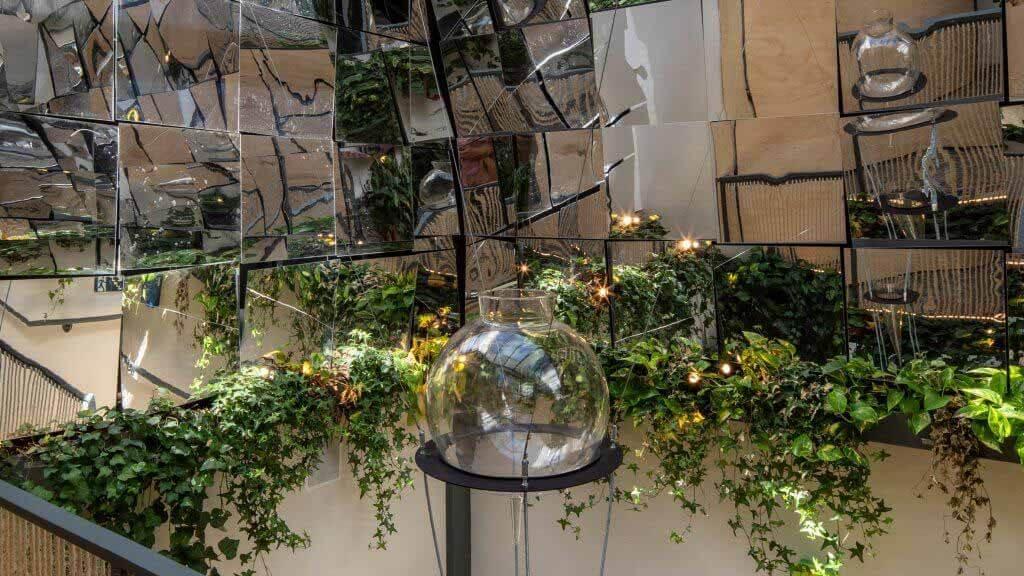 Натуральные материалы наполняют чайный магазин Desinchá в Сан-Паулу от SuperLimão