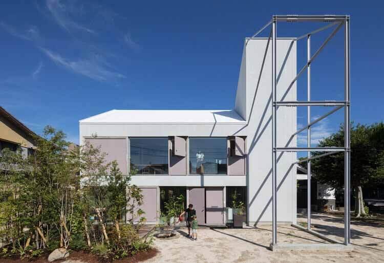 Офис повторного использования Tetusin Design / yHa architects, © Yousuke Harigane