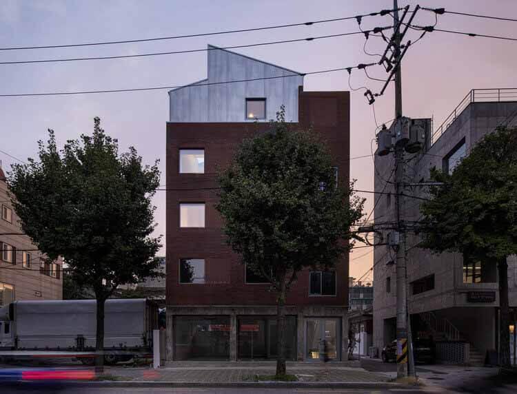 Офис WGNB / WGNB, © Yongjoon Choi