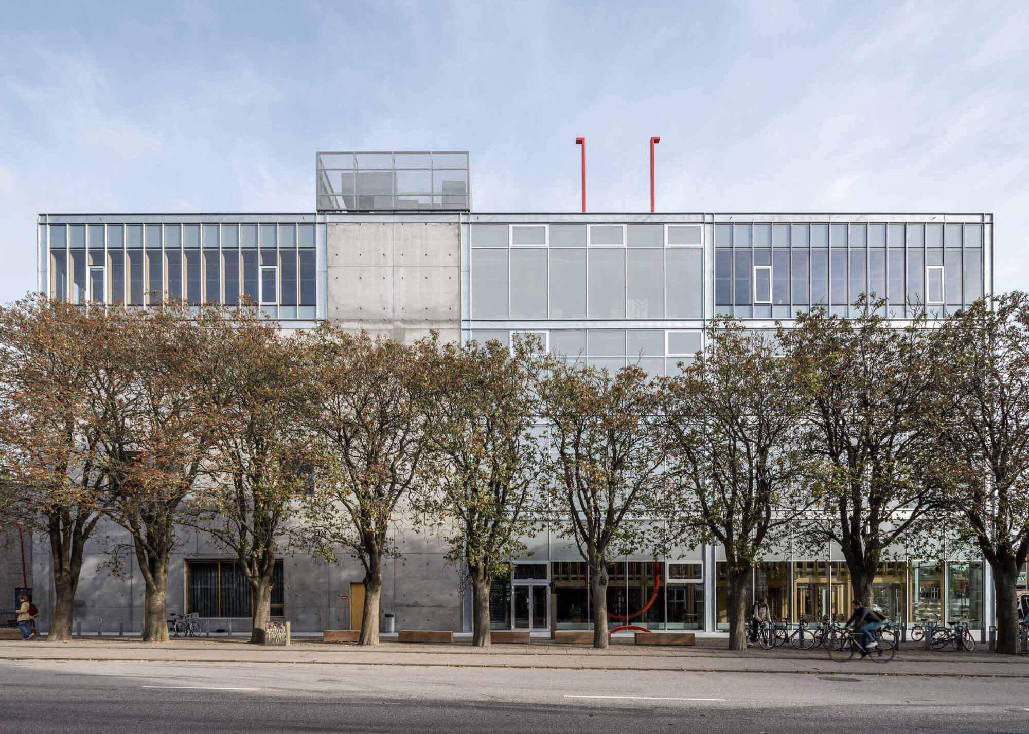 Орхусская школа архитектуры / ADEPT