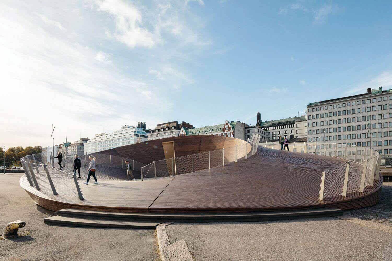 Отображение идей и видений: временная архитектура биеннале, фестивалей и всемирных выставок