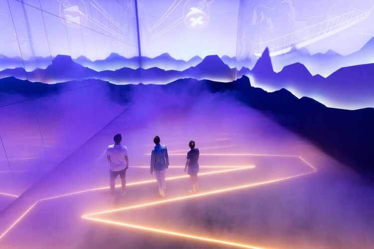 Первый взгляд на Expo 2020 Dubai: 6 национальных павильонов, которые необходимо посетить, предоставлено Swiss Pavilion