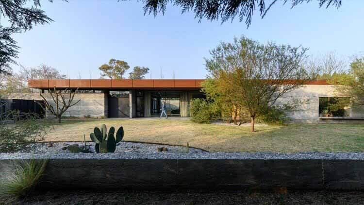 Текстуры House / Роберто Бенито Аркитекто, © Gonzalo Viramonte