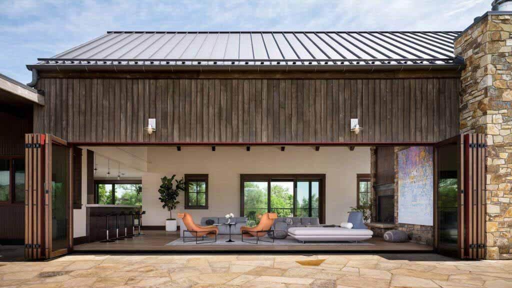 Tumu Studio открывает Flatirons Residence с видом на горы