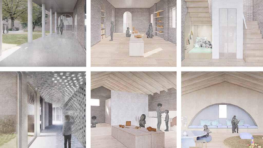 Университет Лидса Беккета представляет девять архитектурных и дизайнерских проектов