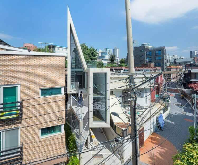 Жилые помещения SOSEUM / SML + в COOM PARTNERS, © Kyungsub Shin